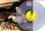 LIKE A VIRGIN - UK OFFICIAL LIMITED EDITION CLEAR VINYL LP